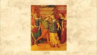 Pierre Phalèse, Antwerpener Tanzbuch (1583) - Ballo Milanese