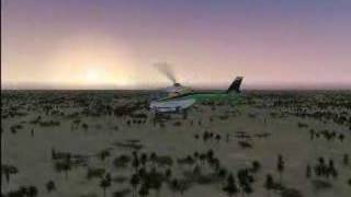 (FSX) Out of Africa ?