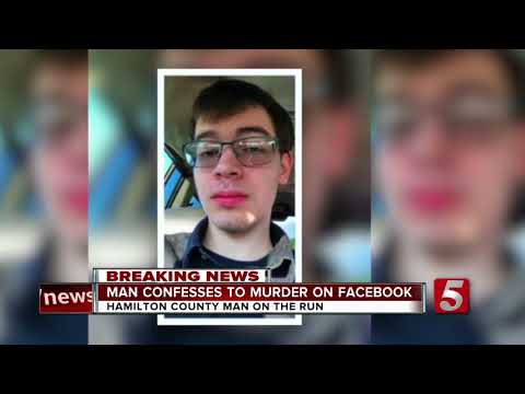 Search Underway For Tenn. Man Accused Of Killing Mother, Confessing On Facebook