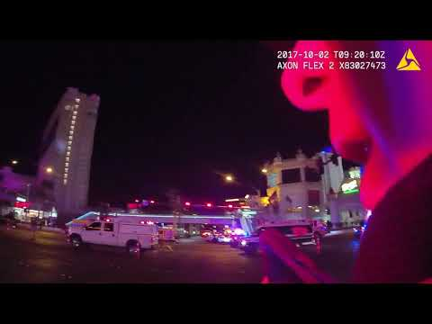 #VegasShooting Batch 24 Body Cam Video #388