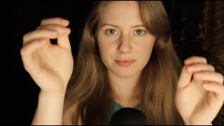 ASMR - Stress Release (personal attention, hand movements, whispers)