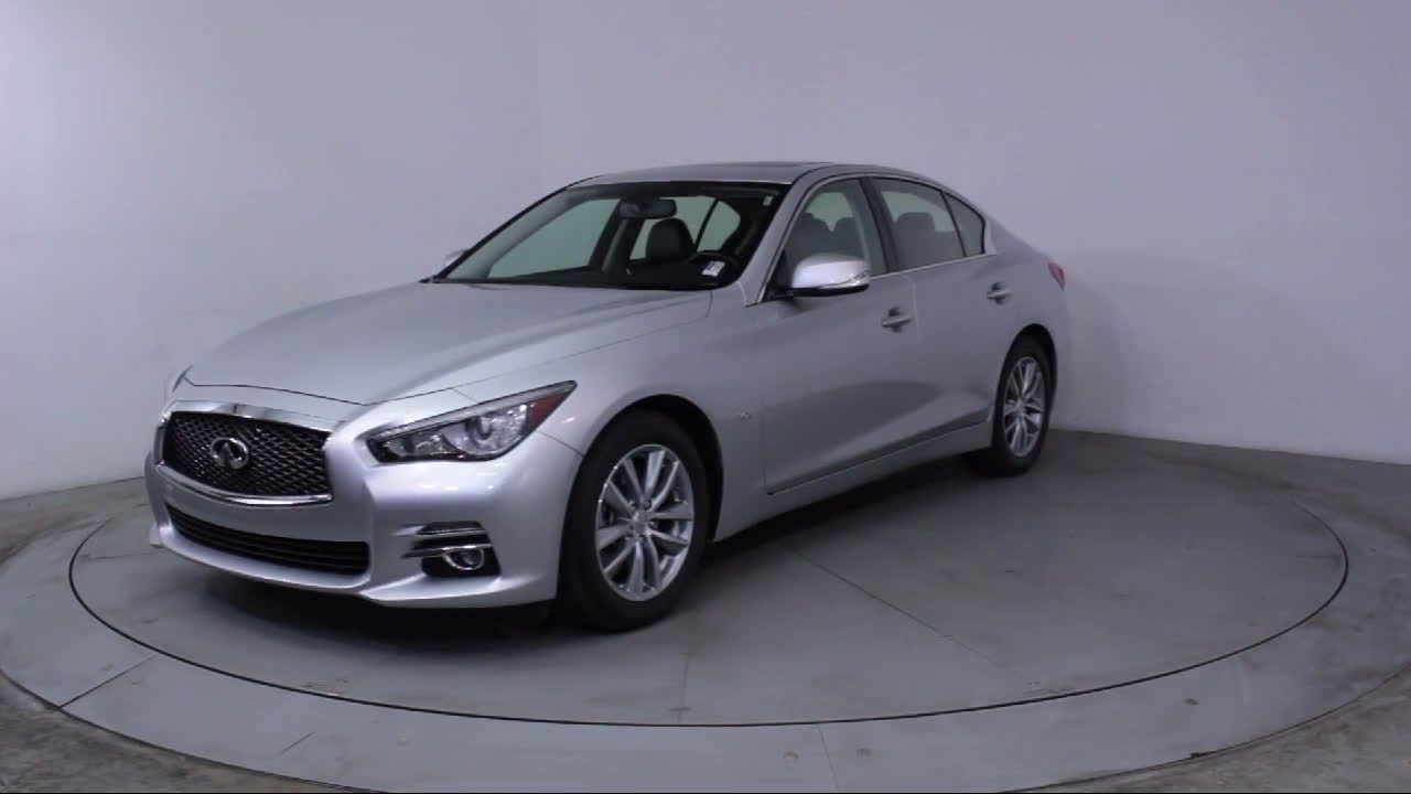 2017 infiniti q50 sedan premium for sale in miami. Black Bedroom Furniture Sets. Home Design Ideas