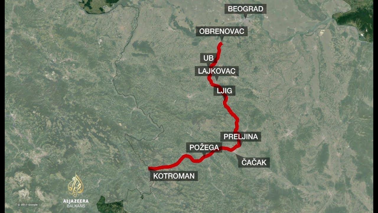 Autoput Sarajevo Beograd Potpisan Ugovor Za Izgradnju Dionica