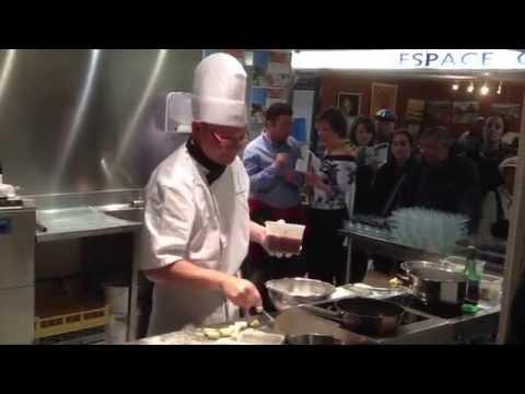 Petite Cuisine Des Halles D Avignon Avec Nicolas Jay Youtube