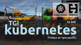TGI Kubernetes 048: Exploring the Harbor