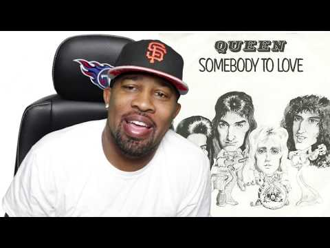 Queen - Somebody To Love Official Video (Reaction!!!!)