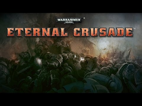 #Eternal Crusade Alpha - Playing: Chaos Marine JayZeeGamer B