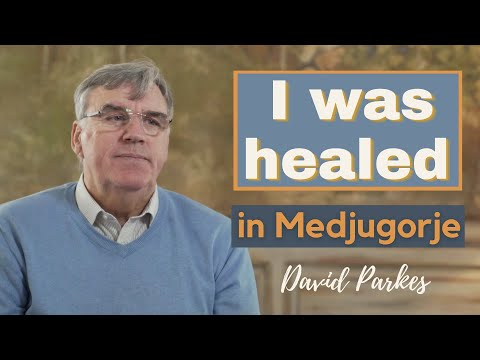 David Parkes - A Story of Healing and Conversion