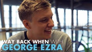George Ezra Talks Stealing Beers & Making Out In A Graveyard