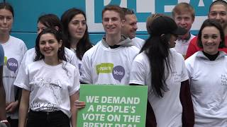 The Future is Europe - Campaign video for a People's Vote on Brexit | by mvided