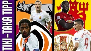 Download Video BL nyolcaddöntők: Shakhtar Donetsk vs. AS Roma / Sevilla vs. Man. Utd | Tiki-Taka Tipp MP3 3GP MP4