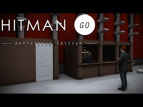Hitman GO #14 | I WOULD GET STABBED LIKE I'M JULIUS CAESAR