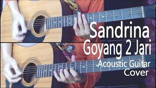 Sandrina Goyang 2 Jari Acoustic Guitar cover