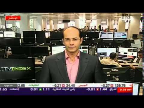 أشرف العايدي على قناة العربية 16 يوليو2014 Chart