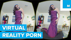 VR Porn is Here and It's Scary Realistic   Mashable
