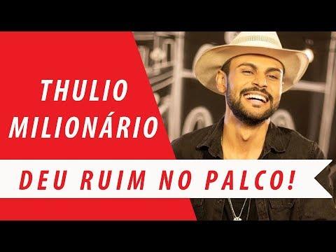 thulio-milionÁrio-É-ameaÇado-apÓs-beijar-mulher-casada;-mulher-se-pronuncia-(2019)