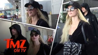 Paris Hilton Says She's Self-Made | TMZ TV