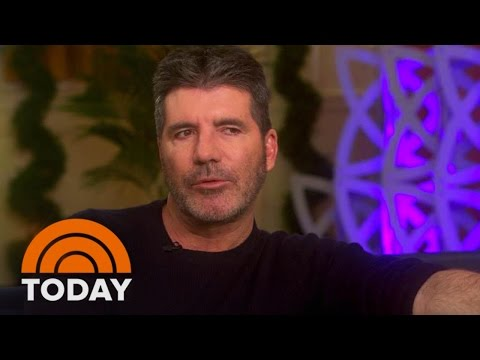Simon Cowell: Has Fatherhood Turned Him Into A Big Softie? | TODAY
