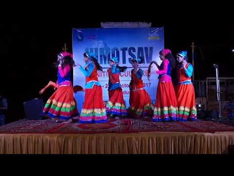 Awesome Dance on Garhwali Song