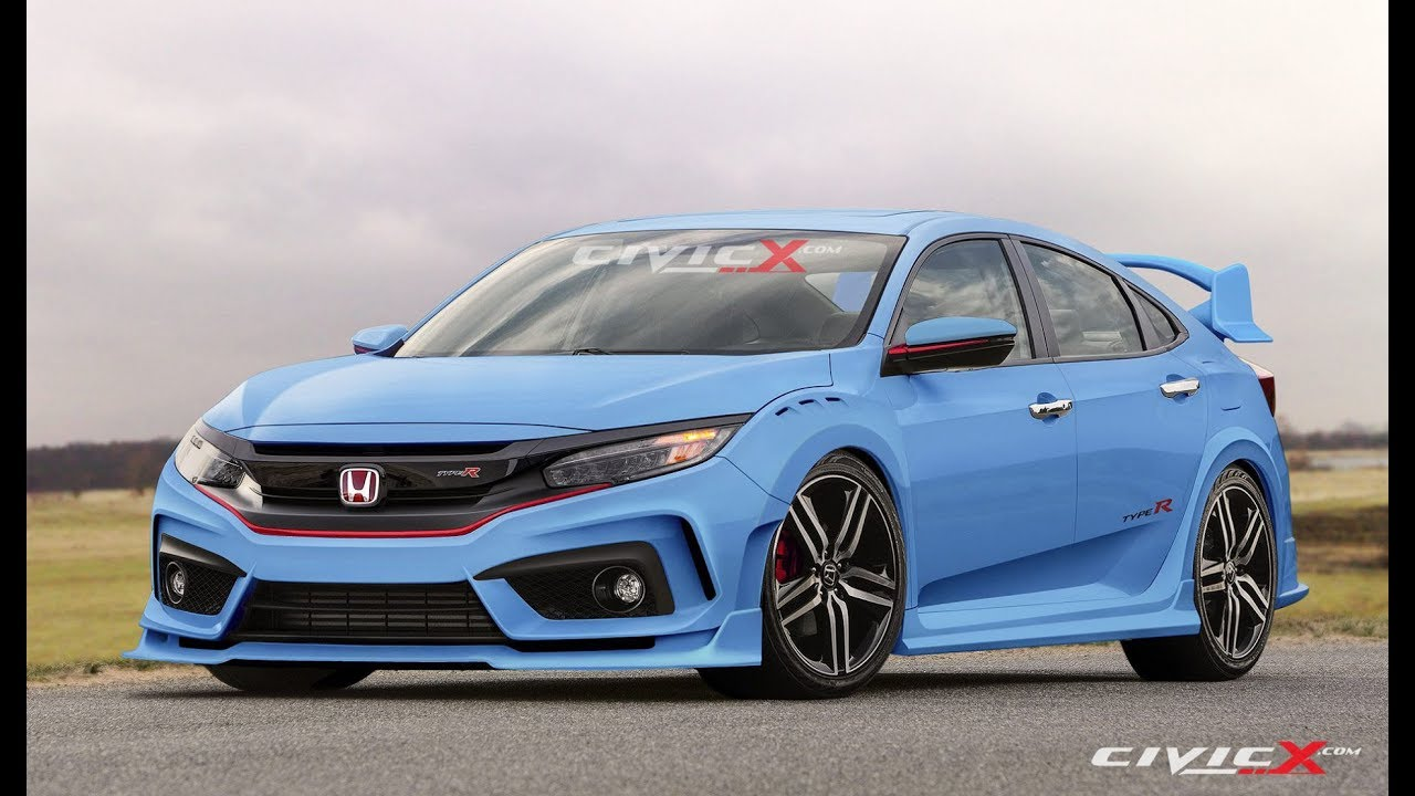 2017 honda civic type r 310 hp youtube. Black Bedroom Furniture Sets. Home Design Ideas