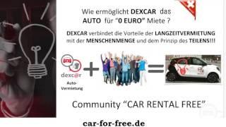 Долгосрочная аренда автомобиля oт Dexcar по нулевому тарифу (презентация, Виктор Драйер).(, 2016-11-03T20:47:00.000Z)
