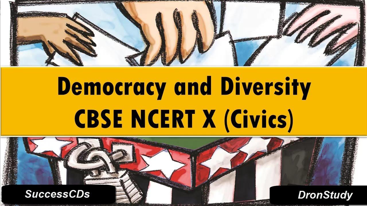 DEMOCRACY AND DIVERSITY EBOOK