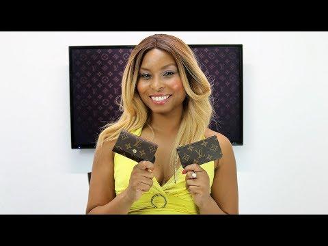 Louis Vuitton Six Ring Key Holder vs. Key Pouch II Africah Harrigan