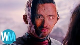 Top 10 Deadpool Easter Eggs You May Have Missed by : WatchMojo.com