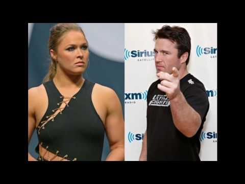 Chael Sonnen talks Ronda Rousey Judo sucks..and has never succeeded in the Octagon (07/27/