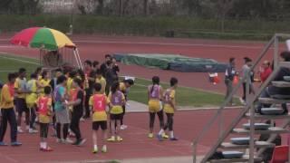 佐敦道官立小學16-17年度運動會 4X100M 師生接力賽