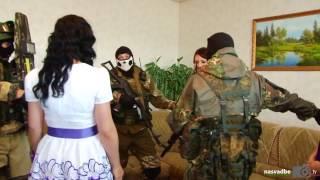Выкуп (захват) невесты! Свадьба в Адыгеи.