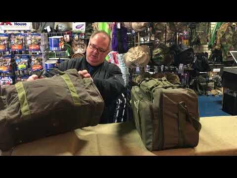 Esercito Duffle Bag   Italian Military