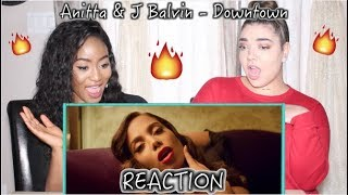 Baixar Anitta & J Balvin - Downtown (Official Music Video)   REACTION