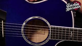 Taylor 614ce Acoustic Electric Guitar | Taylor Guitars @ Austin Bazaar