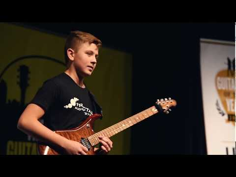 BEARDO - 14 Year Old From Colorado Wins International Guitar Competition
