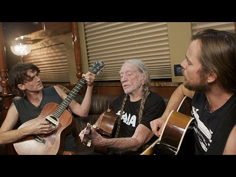 Willie Nelson and His Sons Discuss Growing up on Tour and Performing as a Family