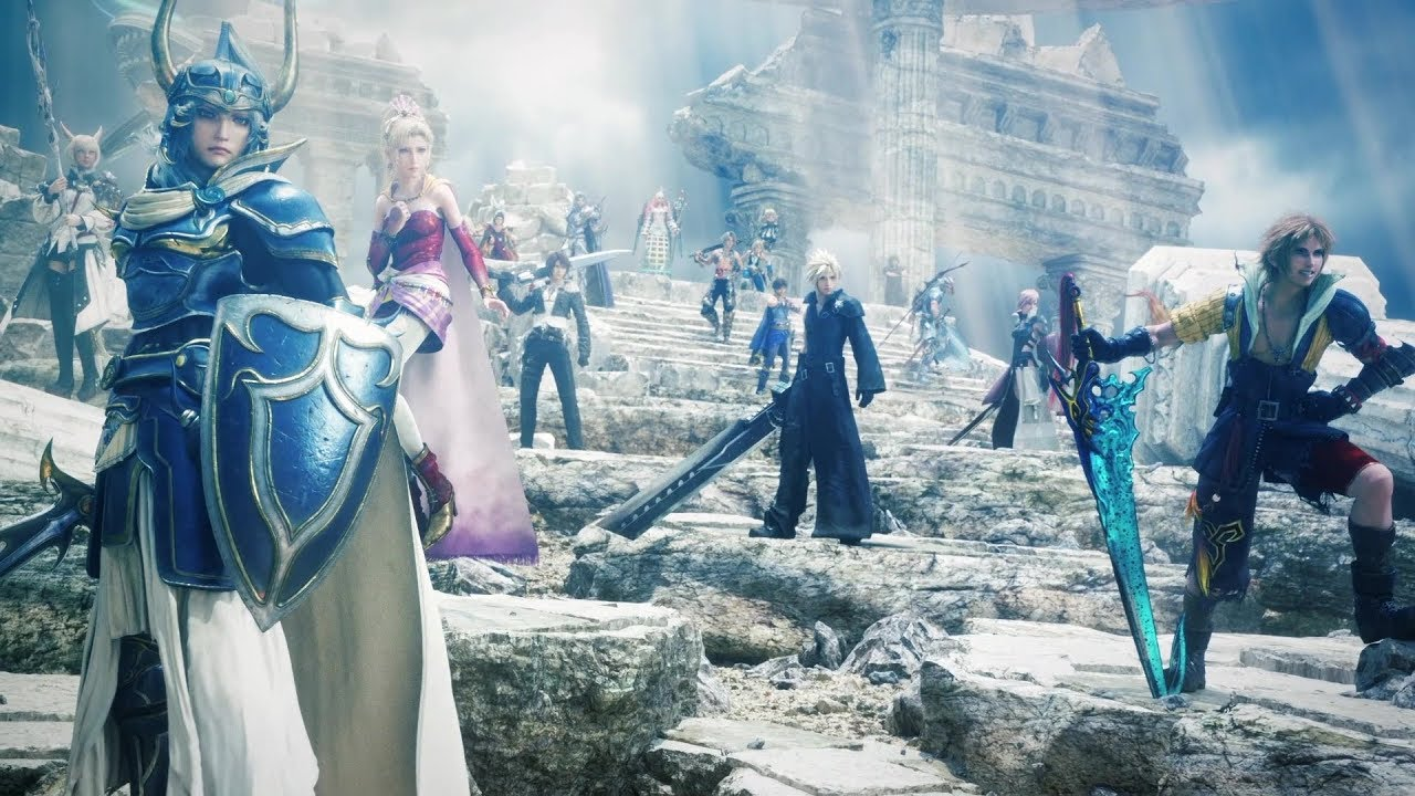 DISSIDIA FINAL FANTASY NT – Opening Cinematic