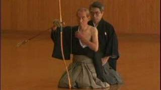 The Empty Mind - Kyudo or Japanese Archery