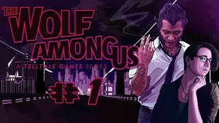 Let's Play The Wolf Among Us - Episode 1: Faith (Part 1)