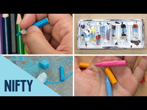 Make The Most Of Your Art Supplies