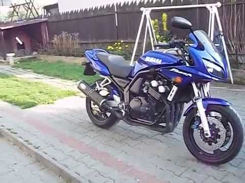 yamaha fzs 600 fazer 2002 youtube. Black Bedroom Furniture Sets. Home Design Ideas