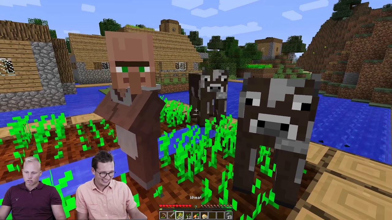 HYDR eSport | Minecraft Survival | En ny verden E04
