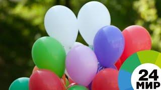 Обзор прессы: Минприроды ополчилось на воздушные шарики - МИР 24