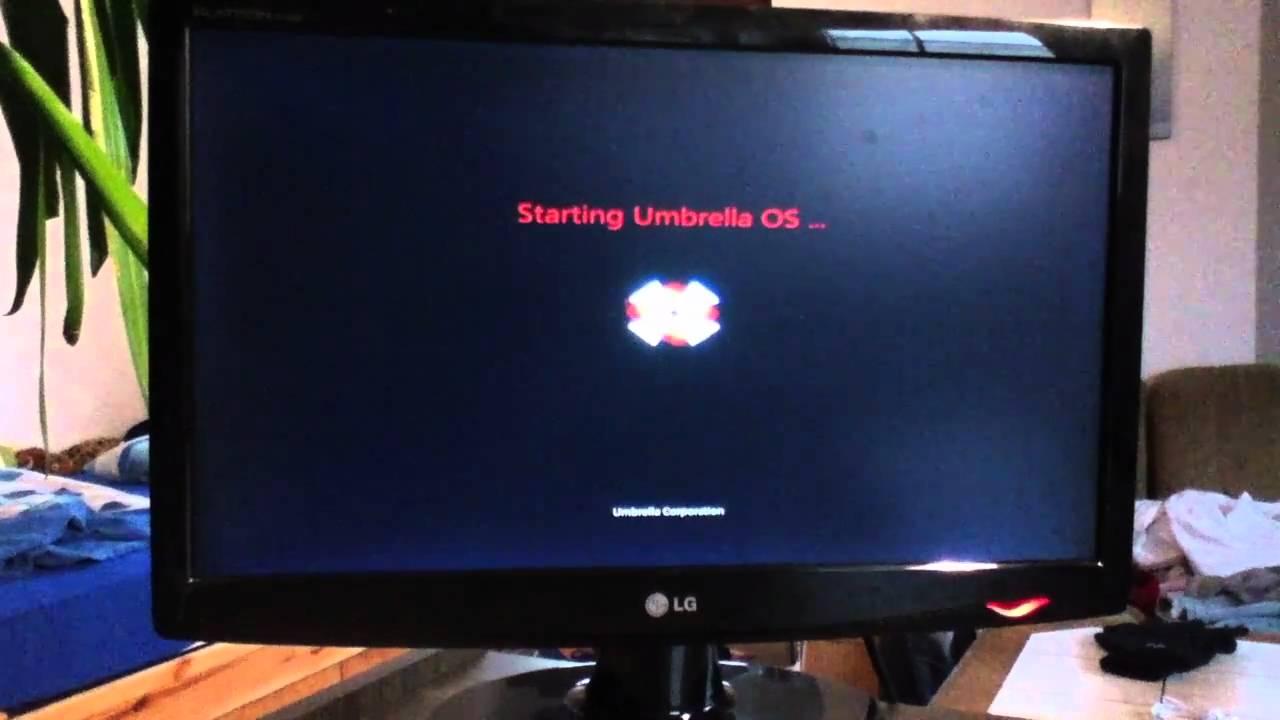 Windows 7 Umbrella Hd Youtube