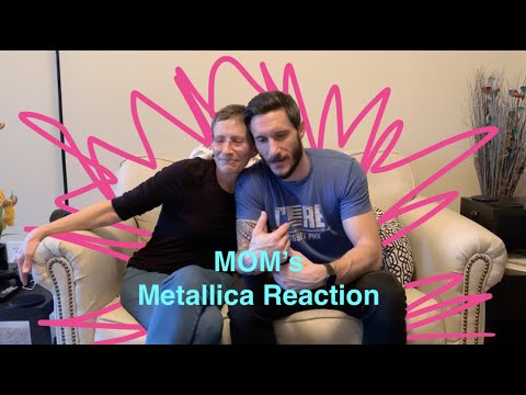 Metallica - To Live Is To Die - Mom's Reaction / Review / Score Mp3