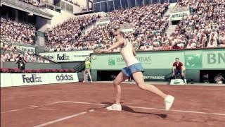 "GRAND SLAM TENNIS 2 ""ESPN Integration"" Trailer"