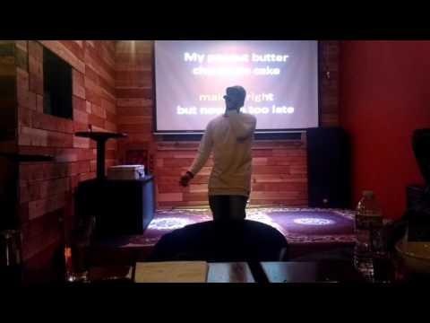 Childish Gambino Redbone Karaoke