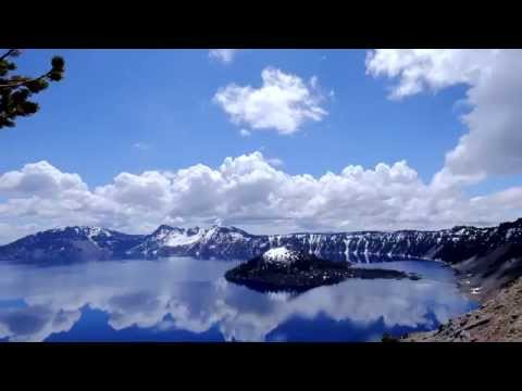 Crater Lake National Park - Timelapse