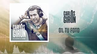 Carlos Giron - Tu Foto (audio) - Salsa