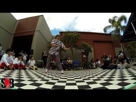 POPPING JACK (Stale Biskitz) | Popping Judge | Rock The Block Vol.4